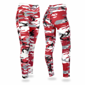 Arizona Cardinals Camo Leggings