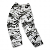 Urban Camo Black Gray Pant