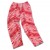 University Of Nebraska Red Zebra Pant
