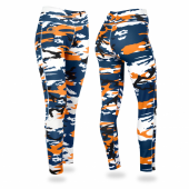 Chicago Bears Camo Leggings