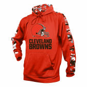 Cleveland Browns Camo Hoodie