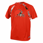 Cleveland Browns Camo Poly TShirt