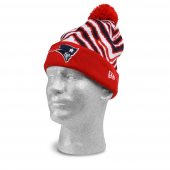 New England Patriots New Era Knit Cap