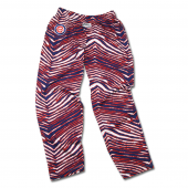 Chicago Cubs New BlueRed Zebra Pant