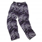 Colorado Rockies BlackPurple Zebra Pant