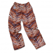 Houston Astros Navy BlueOrange Zebra Pant