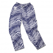 New York Yankees Navy Blue Zebra Pant