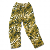 Oakland As GreenGold Zebra Pant