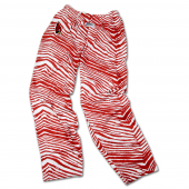 Arizona Cardinals Red Zebra Pant