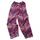 Buffalo Bills New BlueRed Zebra Pant