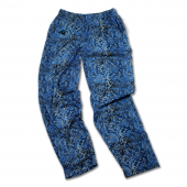 Carolina Panthers BlackPanther Blue Post Pattern Pant