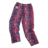 New York Giants New BlueRed Post Pattern Pant