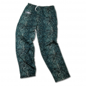 Philadelphia Eagles Pine Needle GreenMetallic Silver Post Pattern Pant