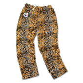 Pittsburgh Steelers BlackGold Post Pattern Pant