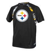 Pittsburgh Steelers Camo Poly TShirt