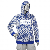 Indianapolis Colts Royal Blue Zebra Hoodies