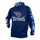 Tennessee Titans Camo Hoodie