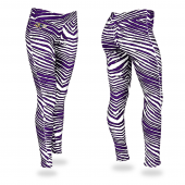 Baltimore Ravens BlackPurple Legging