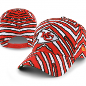Kansas City Chiefs New Era 9FORTY Snapback Cap