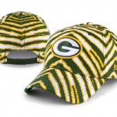 Green Bay Packers New Era 9FORTY Snapback Cap