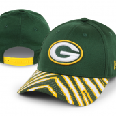 Green Bay Packers 9FORTY Snapback  of 3 Cap