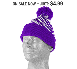 Zubaz Knit Hats on Sale