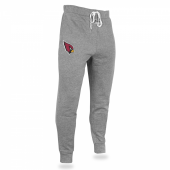 Mens Arizona Cardinals Heather Gray Jogger