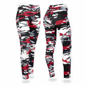 Atlanta Falcons Camo Leggings