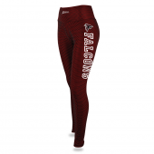 Womens Atlanta Falcons Faux Mesh Print Legging