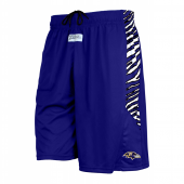 Baltimore Ravens Athletic Shorts