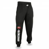 San Francisco 49ers Black Jogger