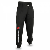 Cleveland Browns Black Jogger