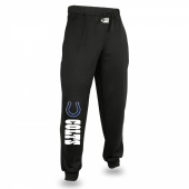 Indianapolis Colts Black Jogger