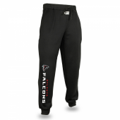 Atlanta Falcons Black Jogger