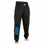 Carolina Panthers Black Jogger