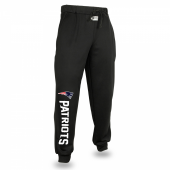 New England Patriots Black Jogger