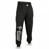 Los Angeles Rams Black Jogger