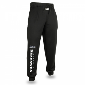 Seattle Seahawks Black Jogger
