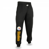 Pittsburgh Steelers Black Jogger