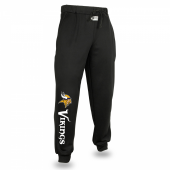 Minnesota Vikings Black Jogger