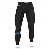 Mens Buffalo Bills Black Legging