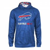 Buffalo Bills Space Dye Hoodies With Camo