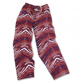 Ole Miss Rebels Navy BlueRed Zebra Pant