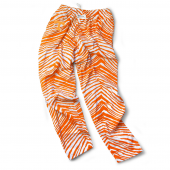 Tennessee Volunteers Orange Zebra Pant