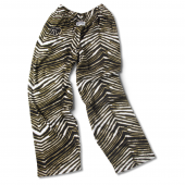 Army Black Knights BlackBurnished Gold Zebra Pant