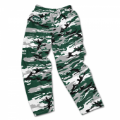 New York Jets Screen Print Camo Pants