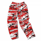 Tampa Bay Buccaneers Screen Print Logo Camo Pants