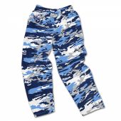 Tennessee Titans Screen Print Logo Camo Pants