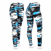 Carolina Panthers Camo Legging
