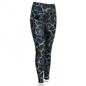 Carolina Panthers Marble Legging